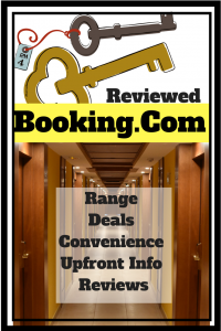 What does Booking.com do? Why do I use it? Booking.com Review is here.